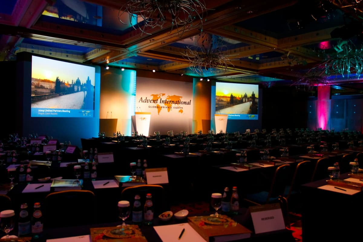 Top-quality Audiovisual technologies at Prague conference