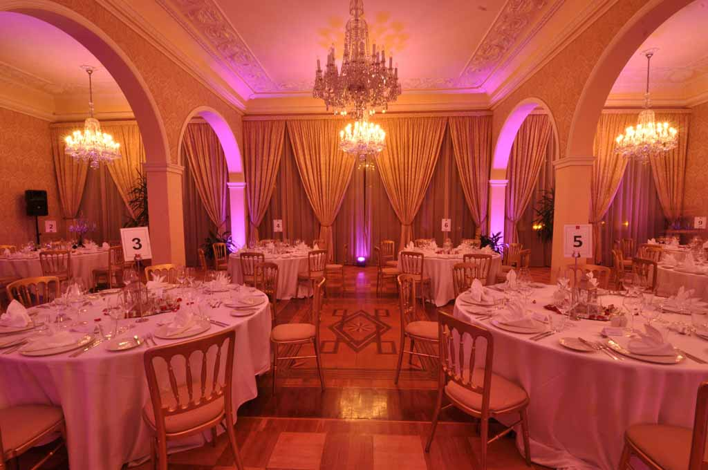 Gala setup by the teambuilding in Prague organized by Maxin PRAGUE