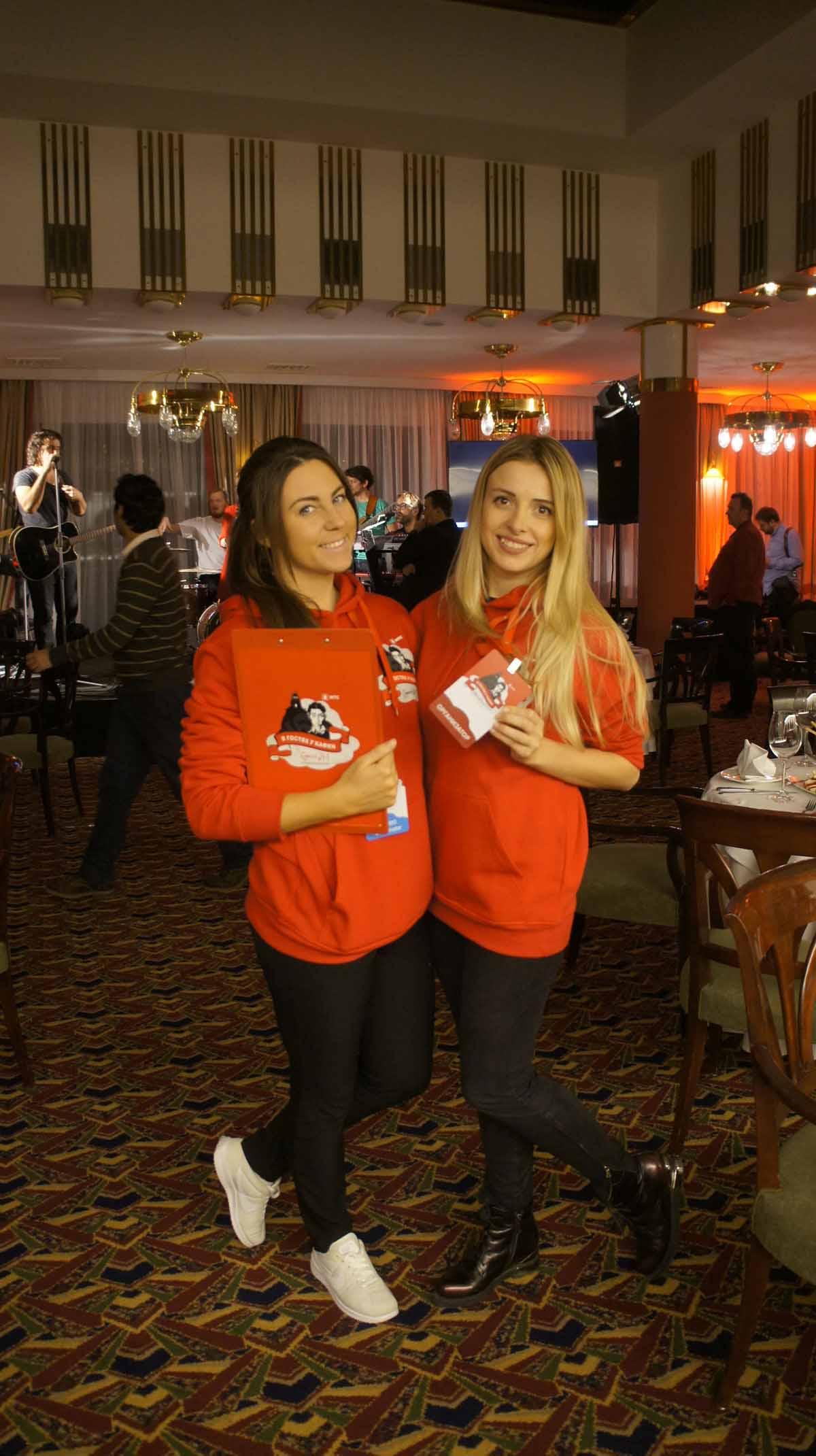 Organizační tým incentivního programu v Praze