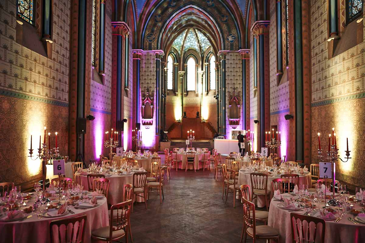 Prague Incentive program professionally tailored venue