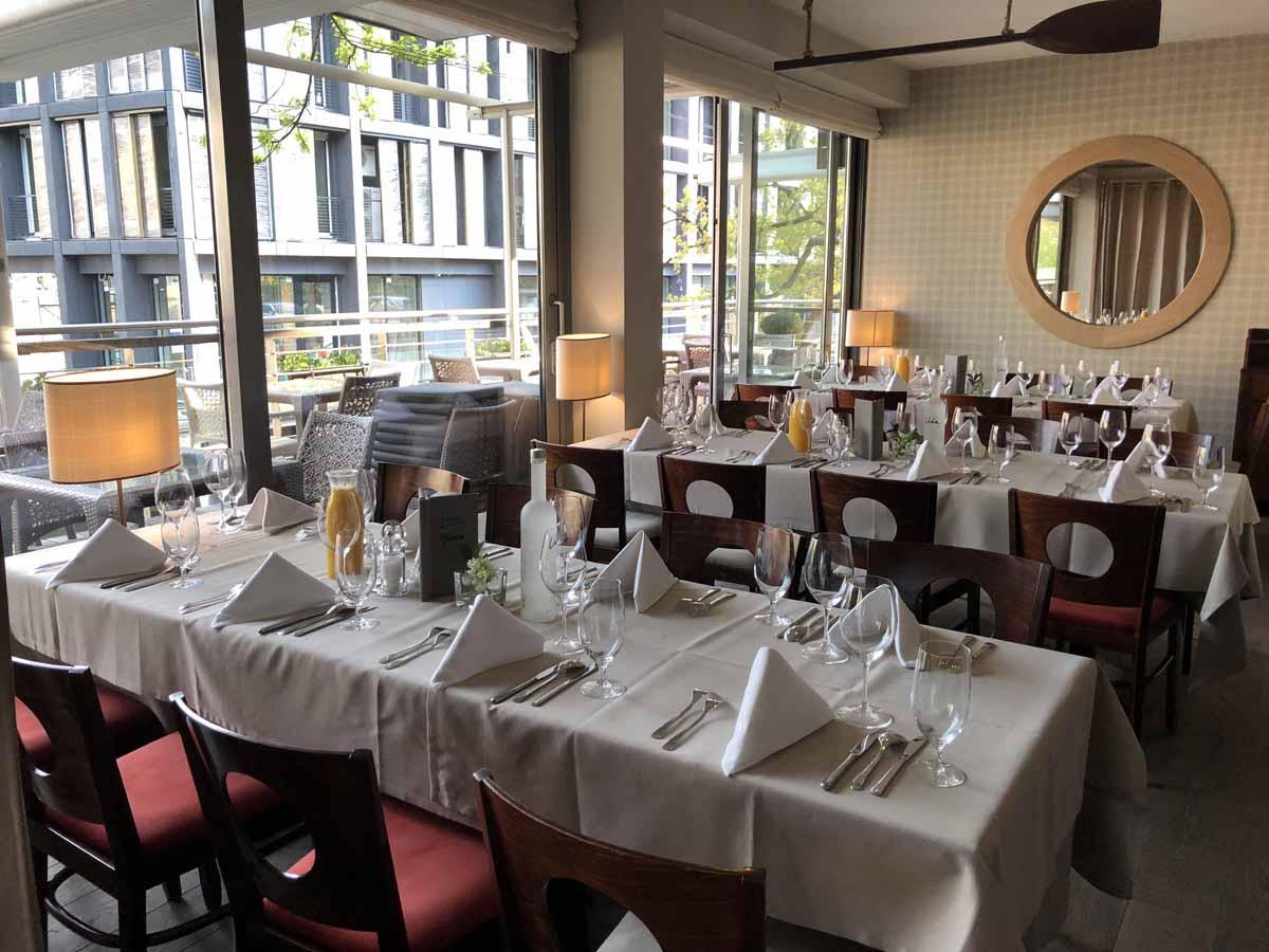 Restaurace zajištěná Maxin PRAGUE v polské Wroclavi