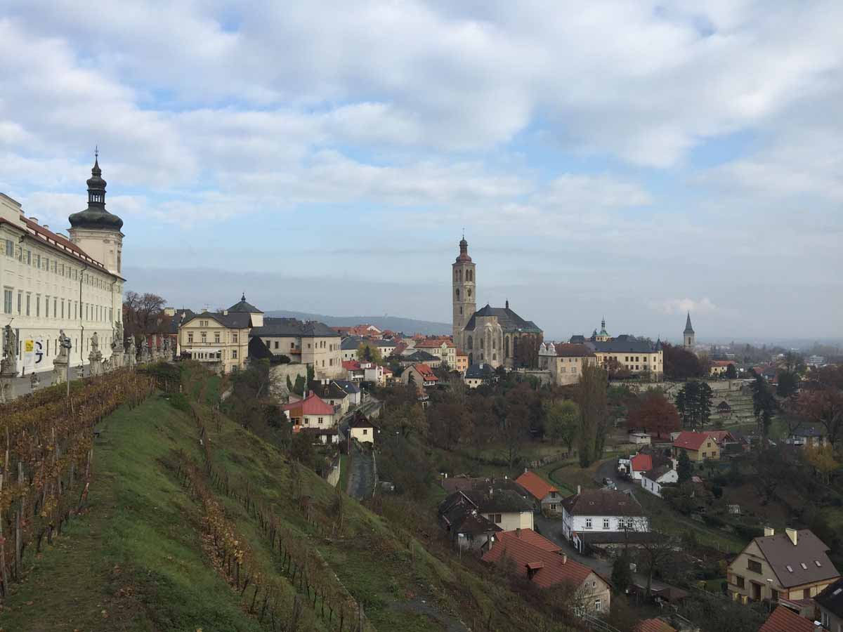 View of Kutna Hora (UNESCO) during incentive program organized by Maxin PRAGUE