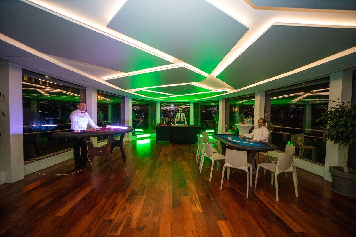 Kasino na palubě