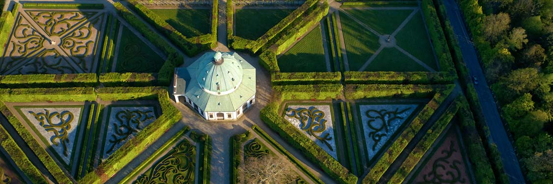 Kromeriz palace and gardens, UNESCO