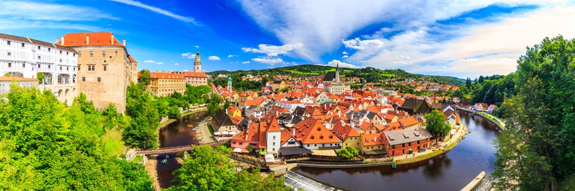Old Town and Castle of Cesky Krumlov